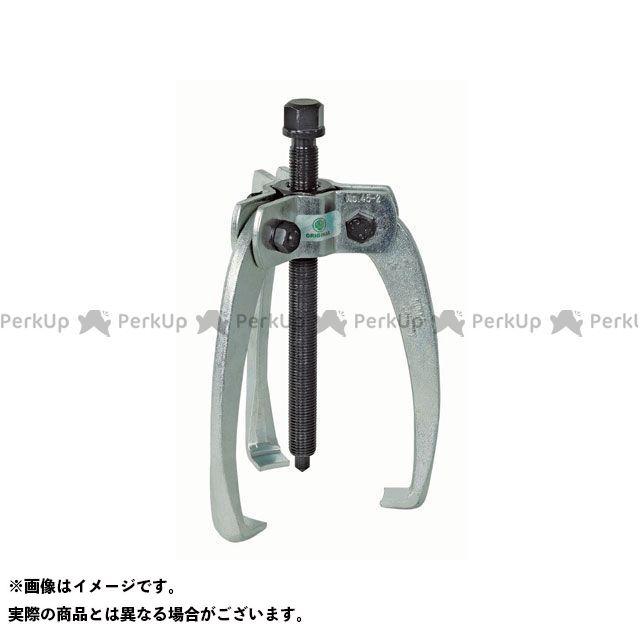 【無料雑誌付き】KUKKO ハンドツール 45-2 3本アームプーラー 120mm クッコ