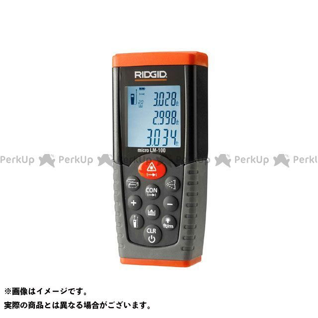 リジッド 計測機器 36158 MICRO LM-100 レーザー距離計 RIDGID