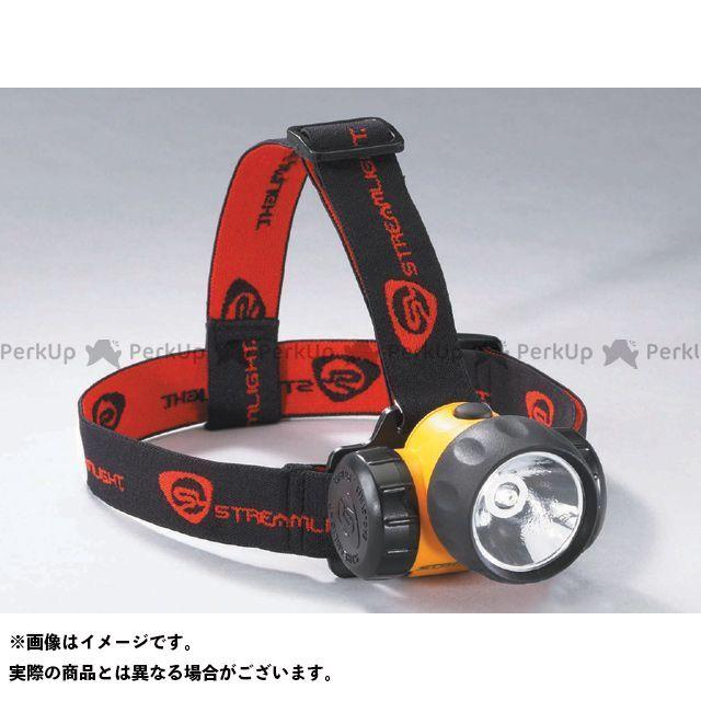 ストリームライト 光学用品 61200 ハズロ 1W LEDヘッドランプ(イエロー) UL STREAMLIGHT