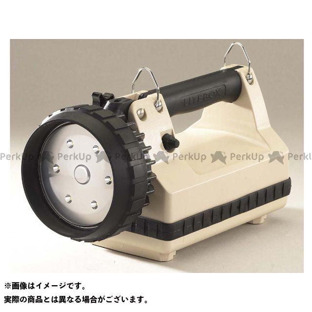【エントリーで最大P21倍】ストリームライト 光学用品 45820 Eフラッド ライトボックス 非常灯付(ベージュ) STREAMLIGHT
