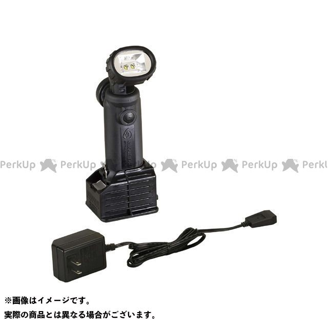 【エントリーで最大P21倍】ストリームライト 光学用品 90610 ナックルヘッド 標準セットAC/DC(ブラック) STREAMLIGHT