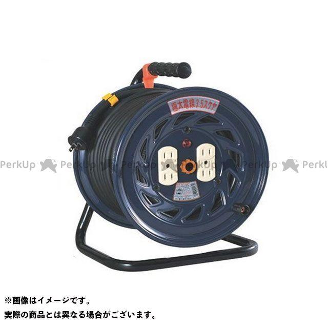 ニチドウコウギョウ メンテナンスグッズ NF-304F 電工ドラム 30M 日動工業