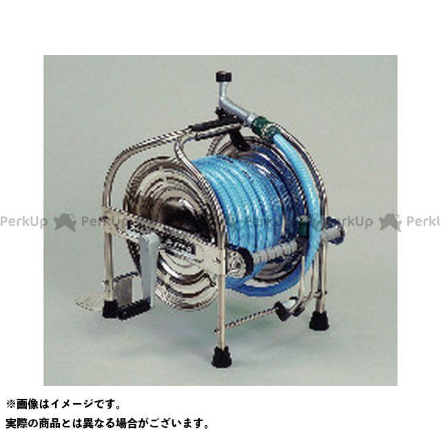 ハタヤ 作業場工具 SSA-20P ステンレスホースリール(20M) HATAYA