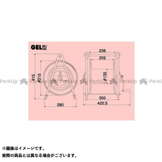 【エントリーで最大P21倍】ハタヤ 作業場工具 GEL-20 ガスリール(20M) HATAYA