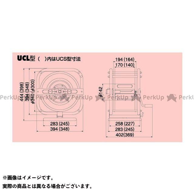 ハタヤ エアーツール UCS-203 ウレタンエヤーリール(20M) HATAYA