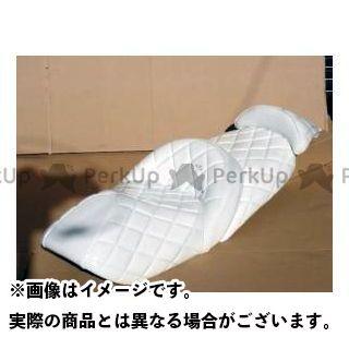 【エントリーでポイント10倍】 グロウワン フォルツァ シート関連パーツ MF08前期型用 エナメルダイヤカット 白