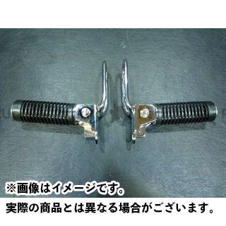 【無料雑誌付き】MADSTAR CBX400F ステップ S-267 CBX400F用メッキリアステップASSY マッドスター
