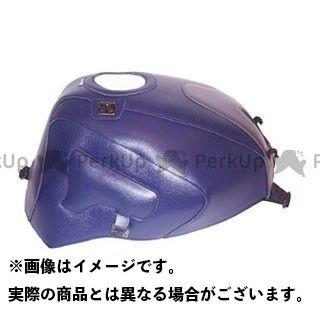 BAGSTER ST2 ST3 ST4 タンク関連パーツ タンクカバー (98-03)ダークブルー/ガンメタ