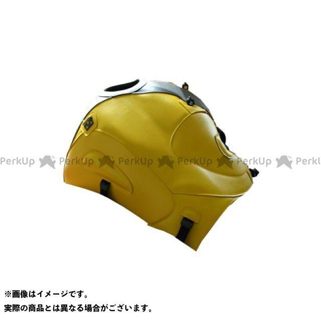 BAGSTER R1200S タンク関連パーツ タンクカバー (06-09)ガンメタ/イエロー