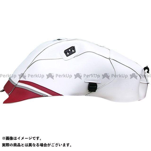BAGSTER YZF-R1 タンク関連パーツ タンクカバー (07-08)ホワイト/レッド/グレー