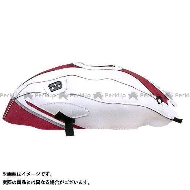 BAGSTER YZF-R6 タンク関連パーツ タンクカバー (08)ホワイト/レッド