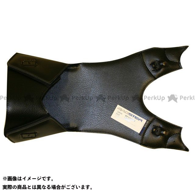 BAGSTER F650GS F800GS F800R タンク関連パーツ タンクカバー (08-13)ブラック
