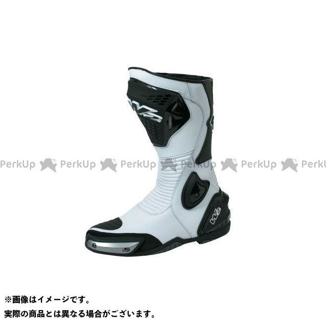CLIPPING POINT レーシングブーツ W2 アドリア-SR(ホワイト) サイズ:26.5cm クリッピングポイント