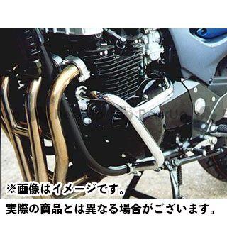 RENNTEC ゼファー750 ZR-7 ZR-7S エンジンガード エンジンガード(ブラック)
