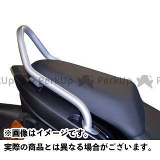 RENNTEC ヴェルシス650 タンデム用品 グラブレール(ブラック)