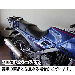 RENNTEC FJ1200 キャリア・サポート スポーツキャリア(ブラック) レンテック