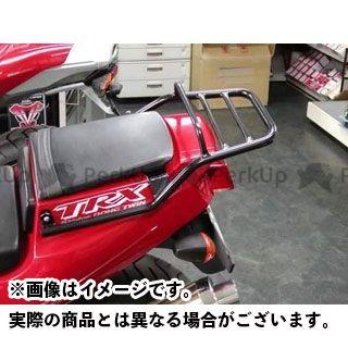 RENNTEC TRX850 キャリア・サポート スポーツキャリア(ブラック) レンテック