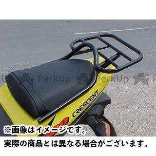 RENNTEC GSX-R1000 GSX-R600 GSX-R750 キャリア・サポート スポーツキャリア(ブラック) レンテック