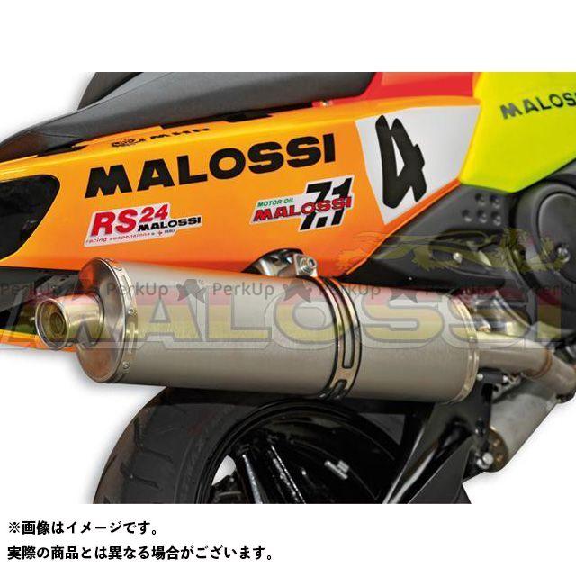 MALOSSI TMAX500 マフラー本体 EXHAUST SYS. MAXI WILD LION with DB KILLER