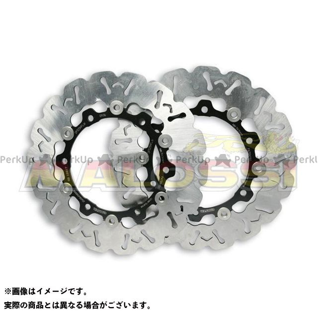 MALOSSI TMAX500 ディスク WHOOP DISC COUPLE brake disc マロッシ
