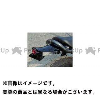【エントリーで最大P21倍】OSCAR グラストラッカー フェンダー リアフェンダー・ナロー グラストラッカー カラー:黒ゲル オスカー