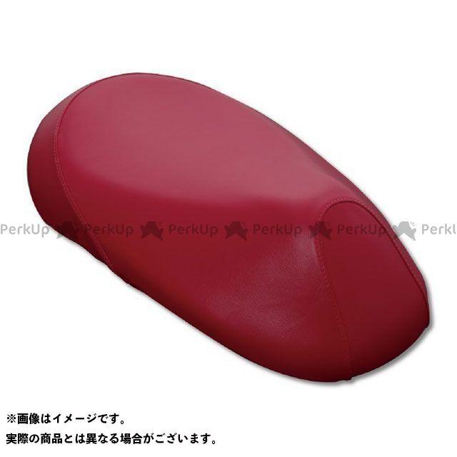 Grondement W650 シート関連パーツ W650(99年 EJ650A1/C1) 国産シートカバー 張替 赤 ライン:- 仕様:赤パイピング グロンドマン