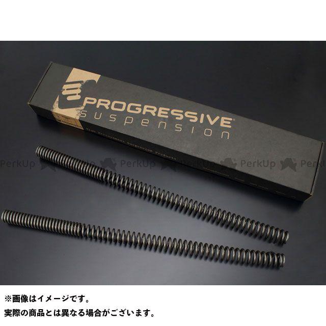 PROGRESSIVE RD400 SR500 650XS1 フロントフォーク関連パーツ フロントフォークスプリング プログレッシブ