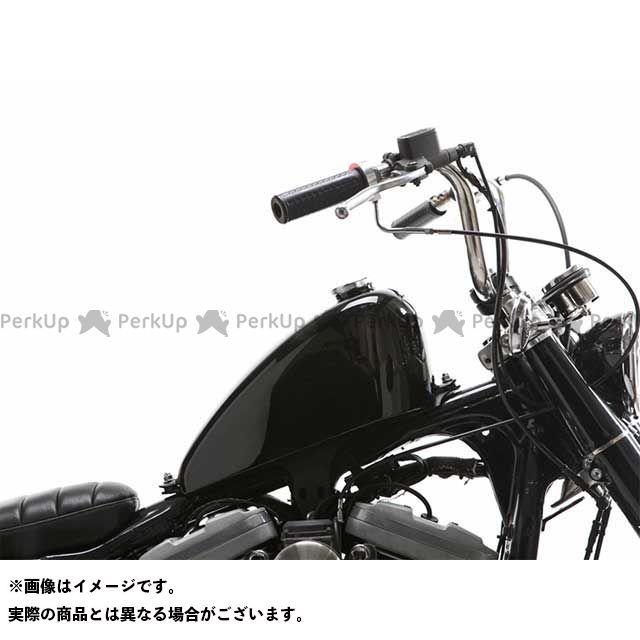 Motor Rock スポーツスターファミリー汎用 タンク関連パーツ XL95-03 ナロースポーツスタータンクキット 仕様:未塗装 モーターロック