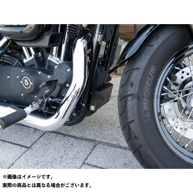 TERADAMOTORS 電子機器類 スポーツスターモデル用鍵付きETCロックケース(前下部取り付け) 仕様:日本無線製車載器JRM-11用 テラダモータース