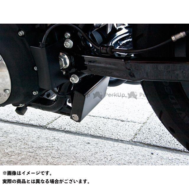 TERADAMOTORS 電子機器類 スポーツスターモデル用鍵付きETCロックケース(中下部取り付け) 仕様:日本無線製車載器JRM-11用 テラダモータース