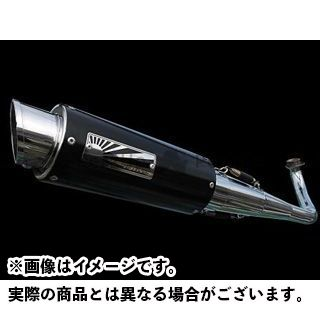 【エントリーで最大P21倍】HOT LAP PCX125 マフラー本体 スポーツマフラー ブラック ホットラップ