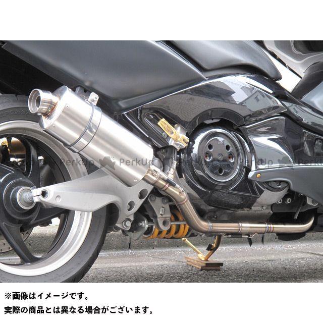 【エントリーで最大P21倍】HOT LAP TMAX500 マフラー本体 Racingマフラー(ロングタイプ) ホットラップ