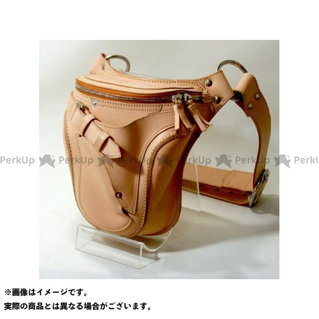 BoatRap 小物・ケース類 コブラ(ヌメ革) ボートラップ