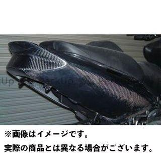 ヤヨイ TMAX500 カウル・エアロ シートカウルタイプ1/競技用 素材:シルバーカーボン 弥生