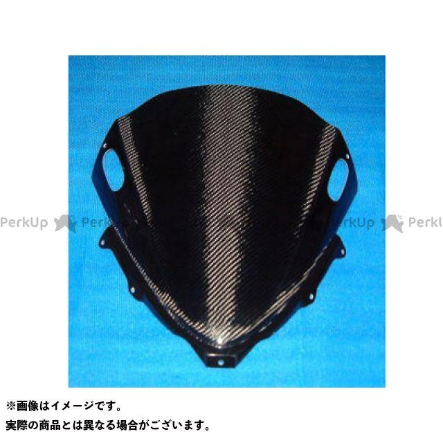 【エントリーで更にP5倍】ヤヨイ TMAX500 スクリーン関連パーツ スクリーンバイザー 素材:シルバーカーボン 仕様:ミラーホール有り 弥生