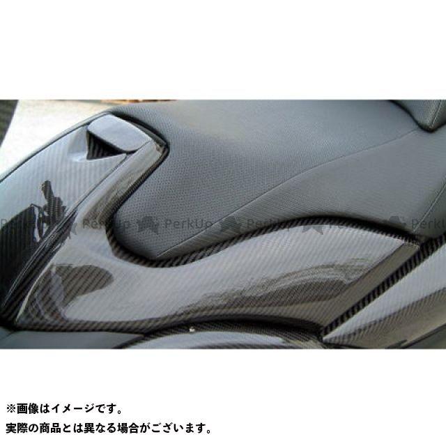 【エントリーで最大P21倍】ヤヨイ TMAX500 ドレスアップ・カバー タンクプロテクター 素材:シルバーカーボン 弥生