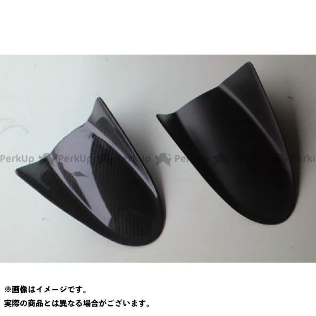 【エントリーで更にP5倍】ヤヨイ TMAX500 その他外装関連パーツ フェンダープロテクター2 素材:シルバーカーボン 弥生