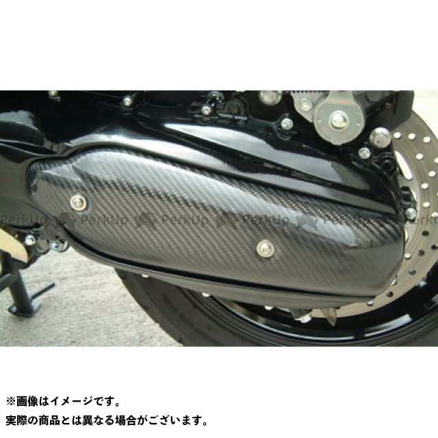 ヤヨイ TMAX500 ドレスアップ・カバー ギアーケースカバータイプ1 素材:シルバーカーボン 弥生