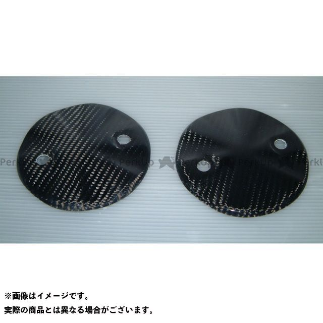 【エントリーで更にP5倍】ヤヨイ TMAX500 エンジンカバー関連パーツ クランクケースカバータイプ2/ウェーブ 素材:シルバーカーボン 弥生