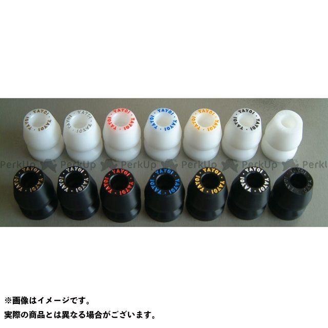ヤヨイ TMAX500 スライダー類 アクスルスライダー リアASSY ブラック/ホワイト