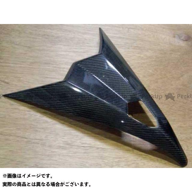 ヤヨイ TMAX530 カウル・エアロ フロントフェイス3 素材:カーボン 弥生