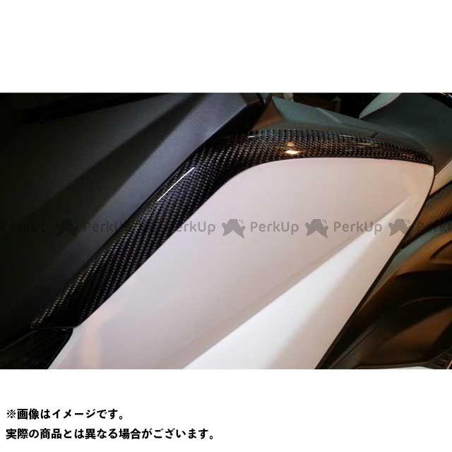 ヤヨイ TMAX530 ミラー関連パーツ ミラーホールカバー2 素材:カーボン 弥生