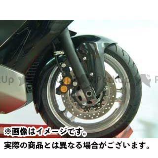 ヤヨイ TMAX530 フェンダー フロントフェンダータイプ2 ロング 素材:カーボン 弥生