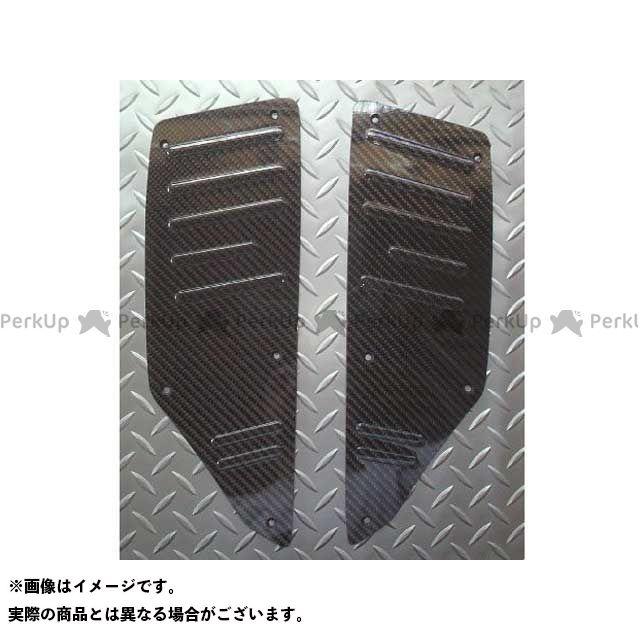 ヤヨイ TMAX530 ドレスアップ・カバー デッキパネル タイプ2-1 素材:カーボン 弥生