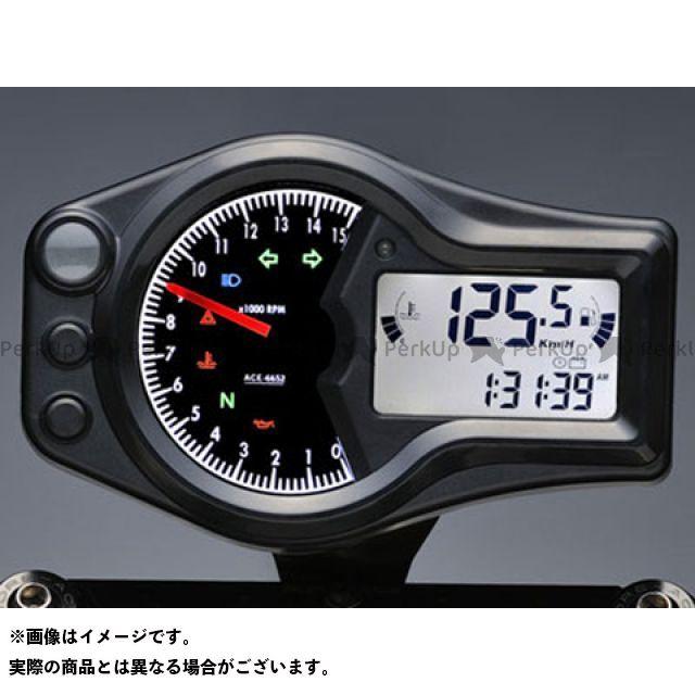 ACE WELL スピードメーター ACE-6552 多機能デジタルメーター(12000rpm) エースウェル