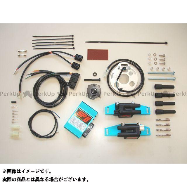 ASウオタニ AS UOTANI 売れ筋ランキング CDI リミッターカット CB400フォア 無料雑誌付き SPIIフルパワーキット 電装品 H.CB400F 高い素材