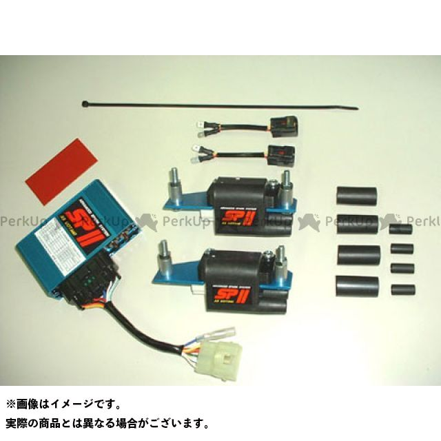 エーエスウオタニ ニンジャ900 CDI・リミッターカット SPIIフルーパワーキット K.GPZ900R-1 ASウオタニ