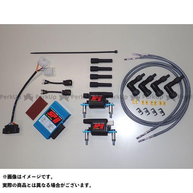 ASウオタニ エーエスウオタニ CDI・リミッターカット 電装品 エーエスウオタニ ゼファー750 CDI・リミッターカット SPIIフルパワーキット K.ZEPHYR750 コードセット付き  ASウオタニ
