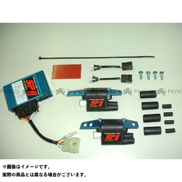 ASウオタニ エーエスウオタニ CDI・リミッターカット 電装品 エーエスウオタニ ニンジャ1000RX CDI・リミッターカット SPIIフルーパワーキット K.GPZ1000RX  ASウオタニ