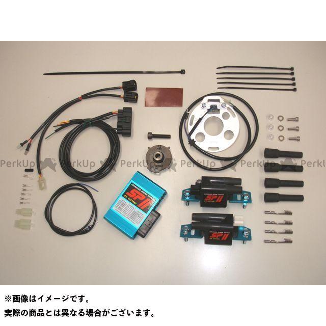 ASウオタニ エーエスウオタニ CDI・リミッターカット 電装品 エーエスウオタニ CDI・リミッターカット SPIIフルパワーキット H.Z750FX2  ASウオタニ
